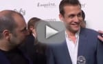Rick Hoffman and Gabriel Macht Preview Return of Suits, Crack Us Up