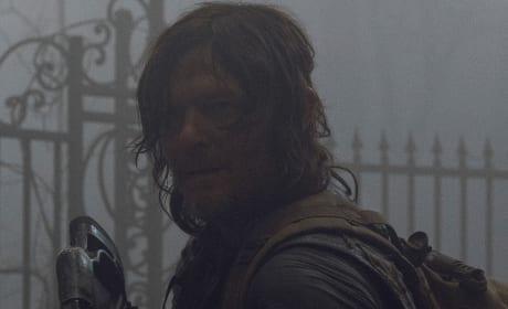 Danger - The Walking Dead Season 9 Episode 9