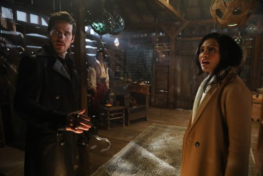 Surprise!  - Once Upon a Time Season 6 Episode 15