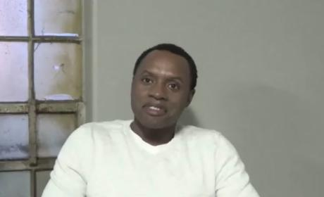 Malcolm Goodwin Set Interview
