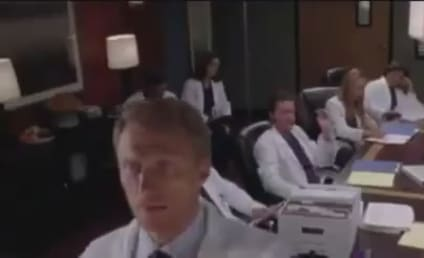 Grey's Anatomy Episode Trailer: Who's Leaving?!