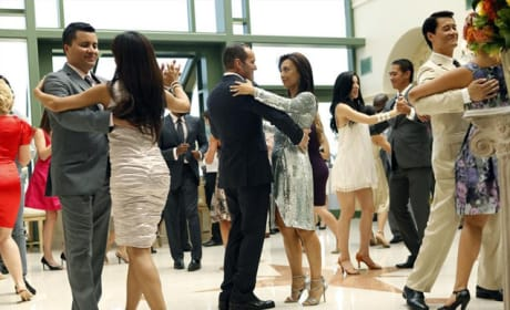 Coulson and May Share A Dance - Agents of S.H.I.E.L.D. Season 2 Episode 4