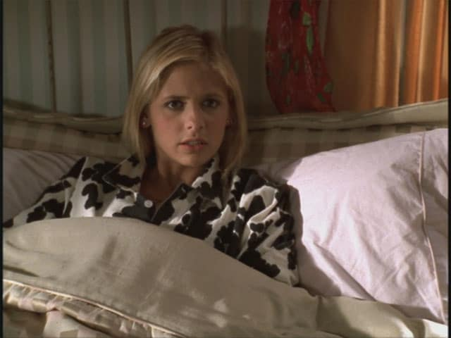 "Buffy the Vampire Slayer - ""Earshot"""