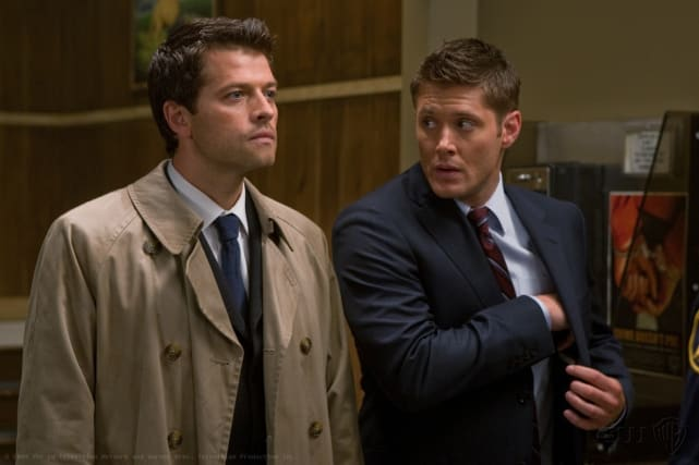Dean and Castiel - Supernatural