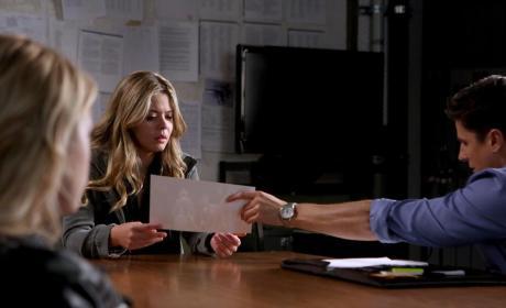 Handing Ali Evidence