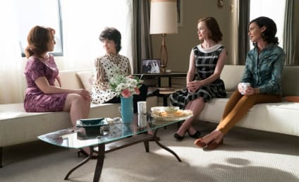 The Astronaut Wives Club Season 1 Episode 7 Review: Rendezvous