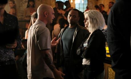 Getting the Down Low from Don E - iZombie Season 4 Episode 1