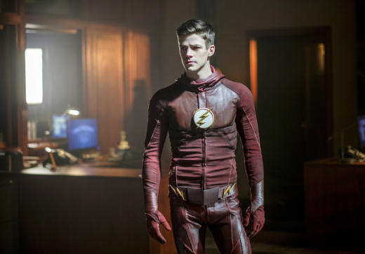 No place like home - The Flash Season 3 Episode 16