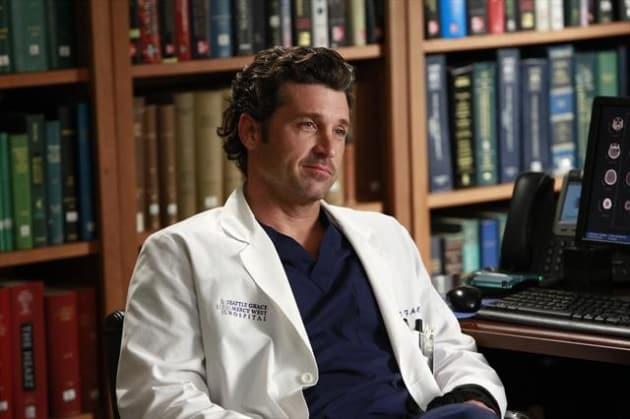 Doctor Derek Shepherd Photo