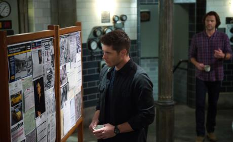 On the hunt for Lucifer's baby - Supernatural Season 12 Episode 10