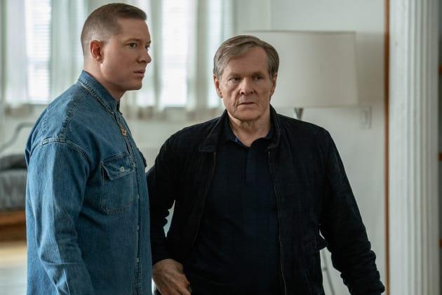 Father and Son Concerns - Power Season 5 Episode 9