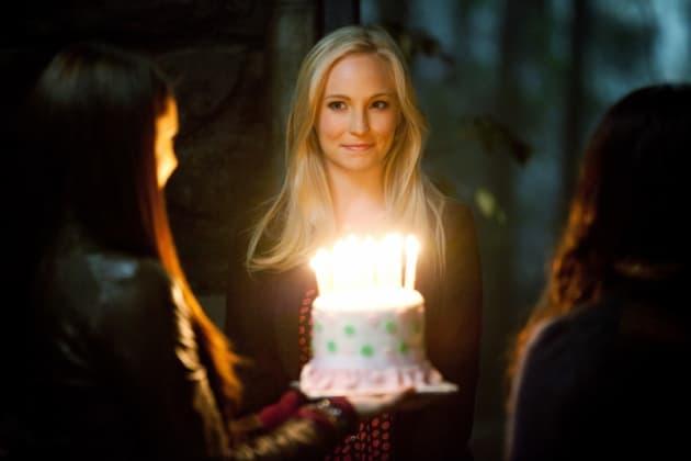 Caroline Turns 18!