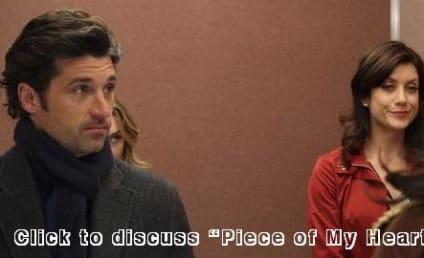 "Discuss Tonight's Episode: ""Piece of My Heart"""