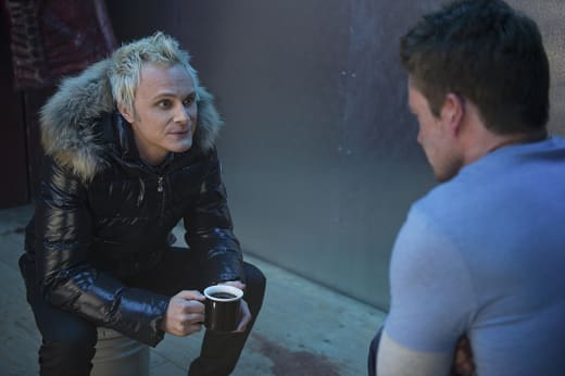 Bundled Up Blaine - iZombie Season 1 Episode 13