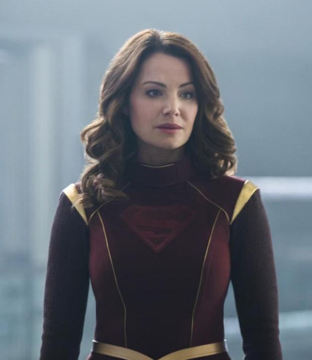 Erica Durance as Alura - Supergirl