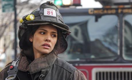 New Firefighter - Chicago Fire Season 4 Episode 15