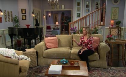 Sabrina the Teenage Witch: Melissa Joan Hart Reunites With Salem in Late Late Show Sketch