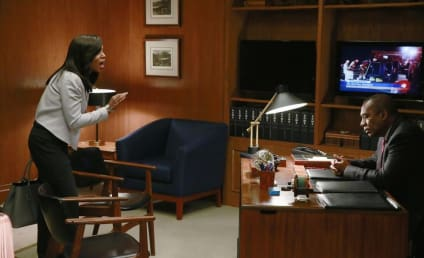 Scandal Season 4 Episode 5 Photo Preview: They're Not Normal