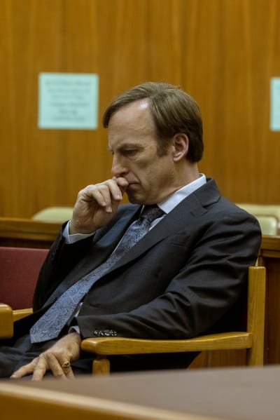 Saul Considers his Actions - Better Call Saul Season 5 Episode 7