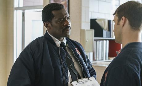 Boden Confers - Chicago Fire Season 5 Episode 9