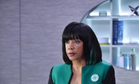 Serious Doctor - The Orville Season 1 Episode 10