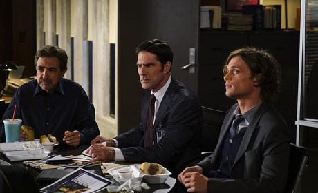 The Following - Criminal Minds