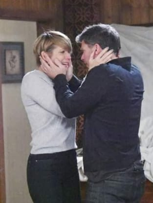 (TALL) Eric Finds the Real Nicole - Days of Our Lives