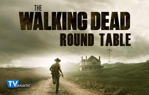 The Walking Dead Round Table 1-27-15