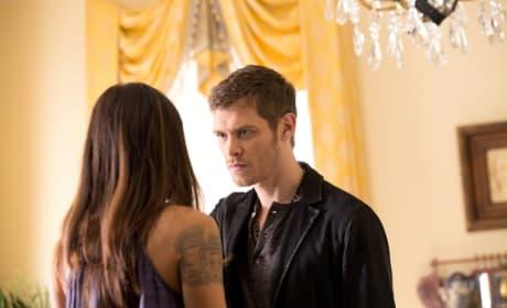 Klaus Confronts Sophie