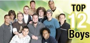 The Top 12 Men