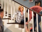 The Staircase - Modern Family