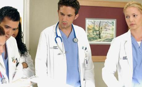 Dr. Stevens the Boss