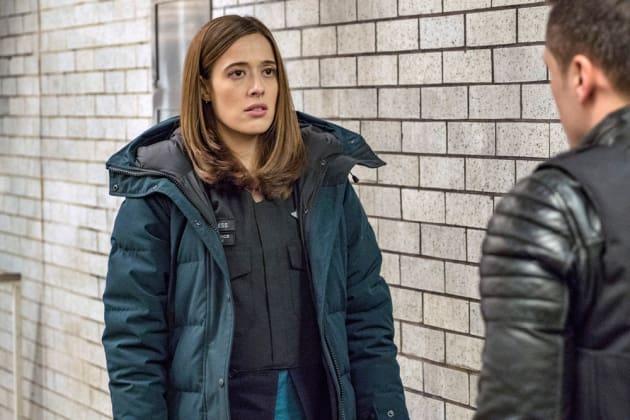 Burgess Confronts Rixton - Chicago PD Season 4 Episode 15