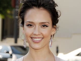 Jessica Alba on The Office