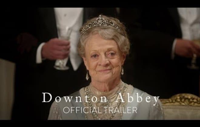 Downton Abbey Movie Unveils Royal Trailer