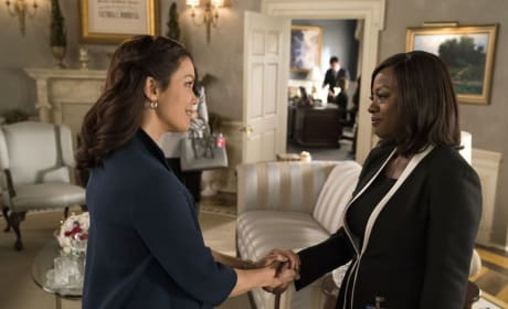 Annalise Meets the President - Scandal