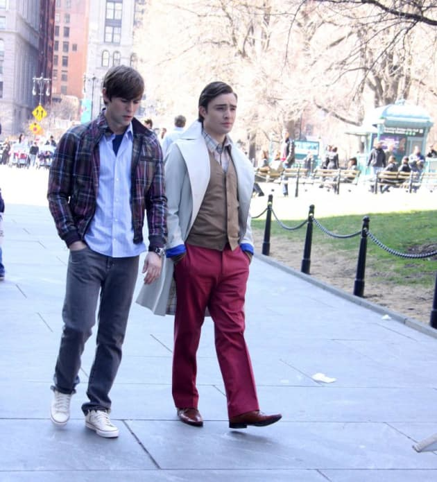 Ed, Chace Pic