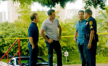 Danny's Brother - Hawaii Five-0