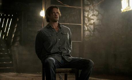 Looking Uncomfortable - Supernatural Season 12 Episode 1