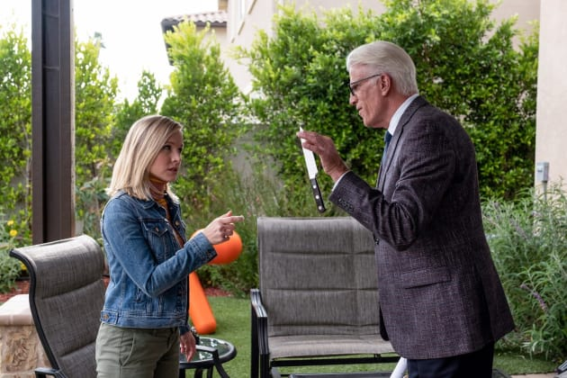 Mom Edition - The Good Place Season 3 Episode 7