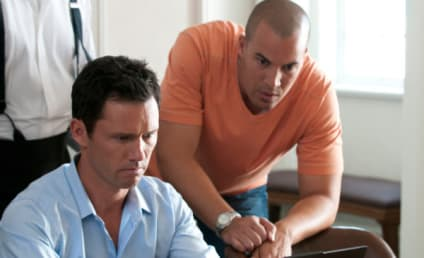 """Burn Notice Review: """"Past and Future Tense"""""""