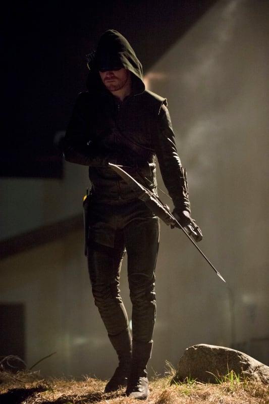 Arrow Keeping Watch