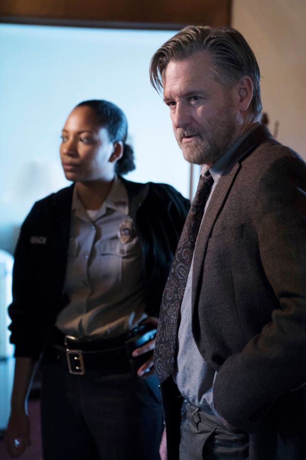 A Troubled Detective - The Sinner
