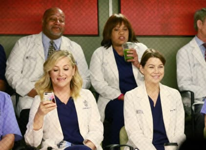 Watch Grey's Anatomy Season 11 Episode 19 Online