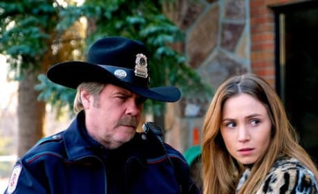 Nedley and Waverly - Wynonna Earp Season 2 Episode 10
