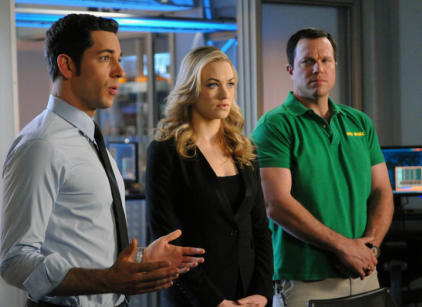 Watch Chuck Season 4 Episode 20 Online