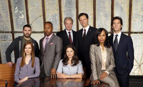 Scandal Cast Pic