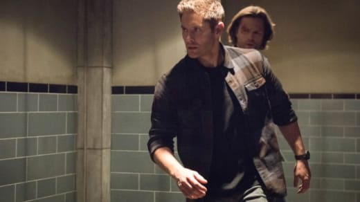 Sam and Dean - Good Intentions - Supernatural Season 13 Episode 14