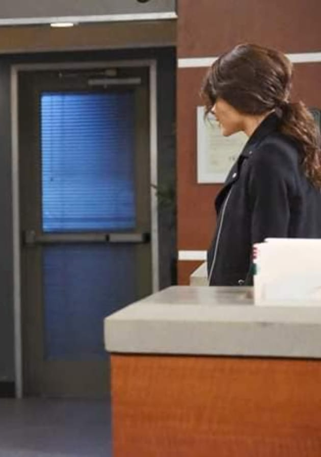 (TALL) Lani Confronts Gabi - Days of Our Lives