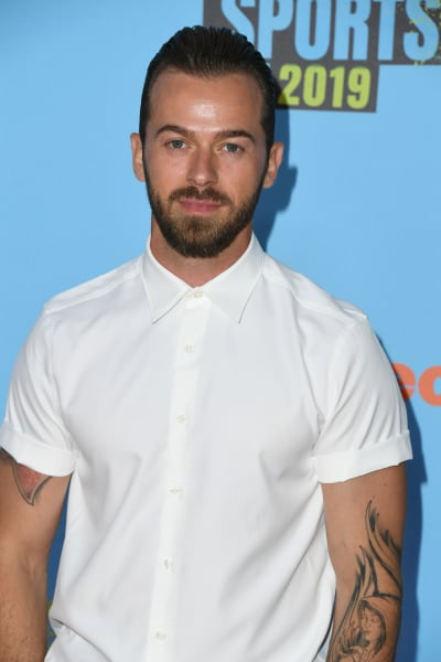 Dancing With the Stars: Artem Chigvintsev Reacts to Being ...